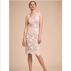 BHLDN Hansel Lace Dress Rehearsal Shower (2)
